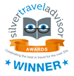 Silver Travel Advisor Winner