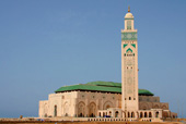 King Hassan II Mosque, Casablanca