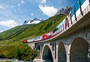 San Moritz & Glacier Express with Great Rail Journeys