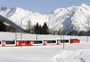 Grand Alpine Explorer with Great Rail Journeys