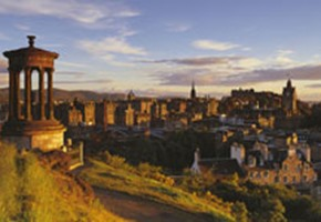 Edinburgh, The Highlands & Islands