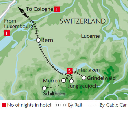 how to spend a day in interlaken