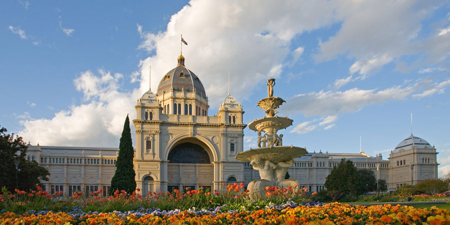 The Royal Exhibition Building, Melbourne