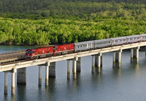 The Ghan - Australia's Great Rail Journey