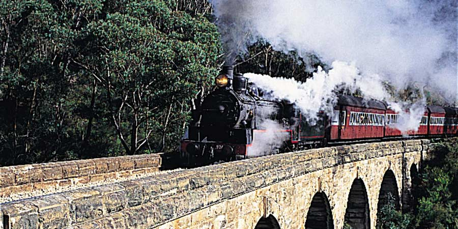 Zig Zag Railway Blue Mountains 75