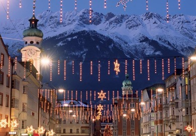 Austrian Christmas & Italian New Year