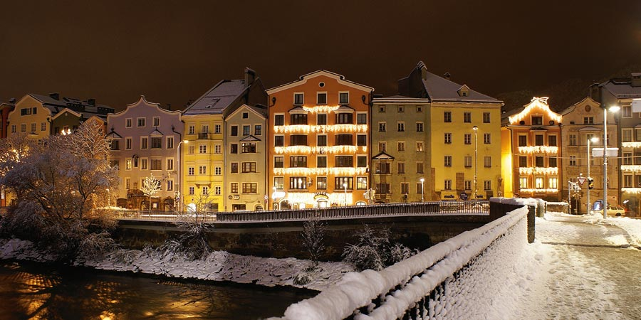 Christmas in the Tyrol