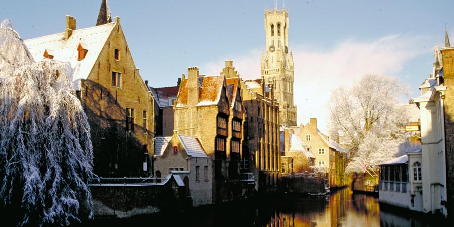 Christmas Markets of Bruges & Brussels