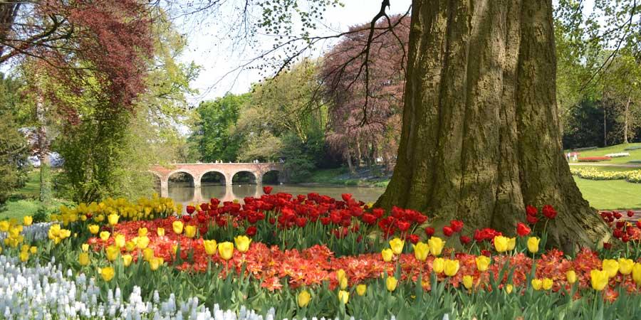 Floralia & the City of Flowers Tour | Great Rail Journeys