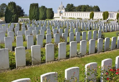 Lille, Flanders & the Somme