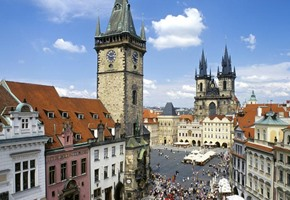 Imperial Cities: Prague