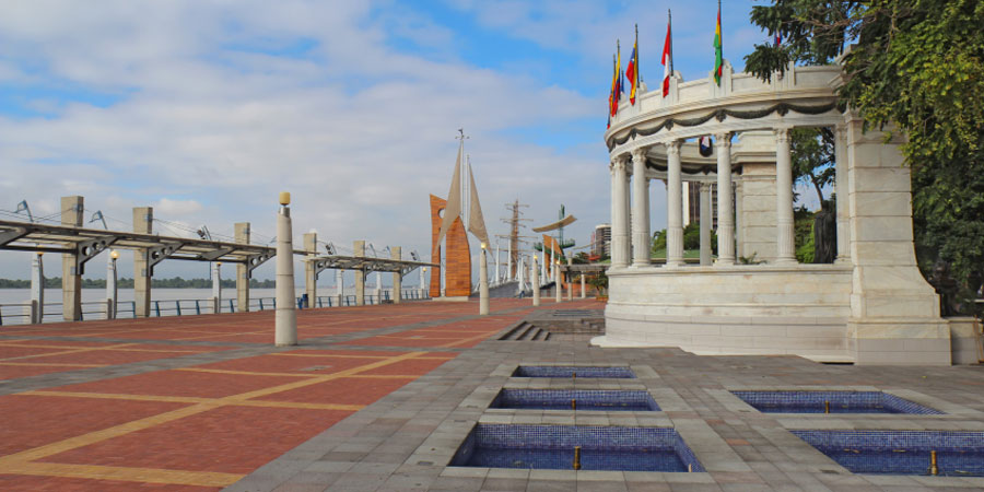 The Malecon, Guayaquil