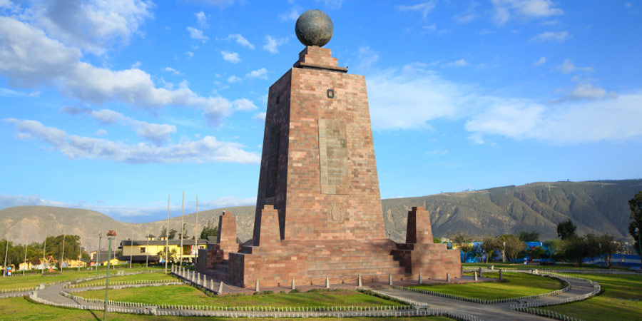 Equator Monument, Quito