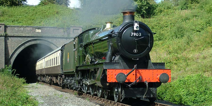 Steam Train Tours