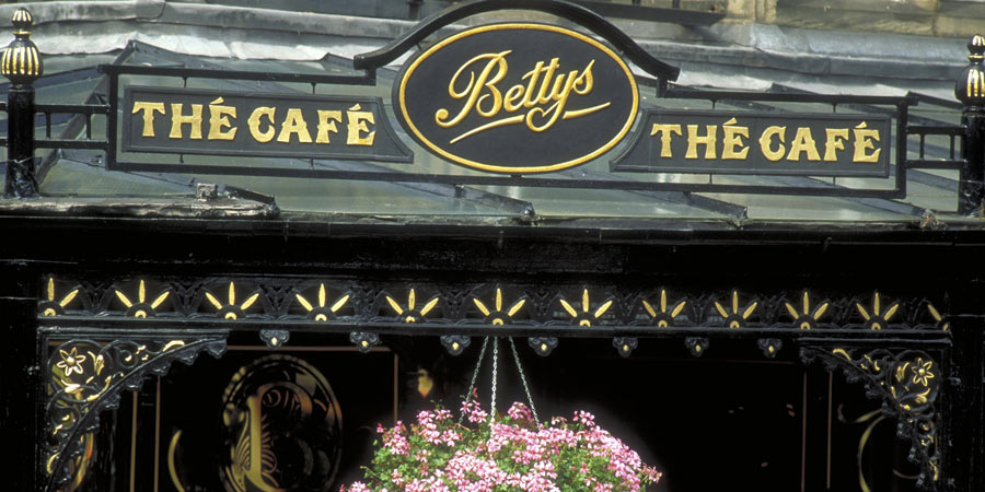 Bettys in Harrogate