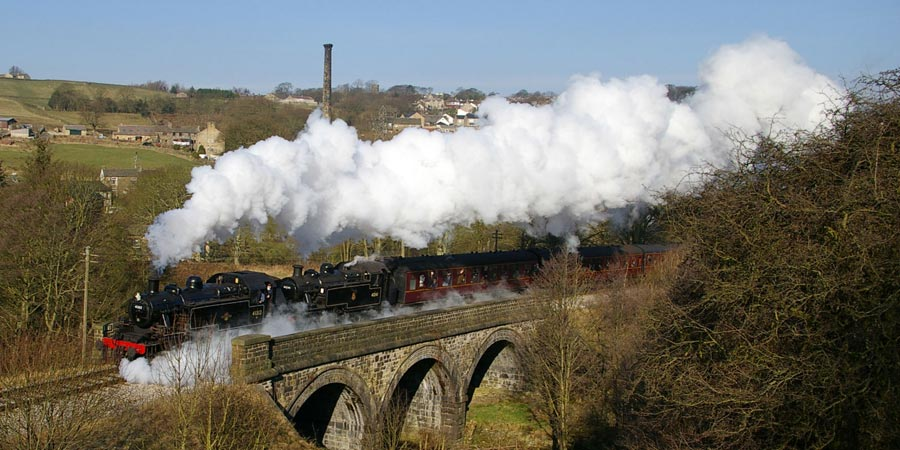 Yorkshires Past - Steam, Coal & Canals