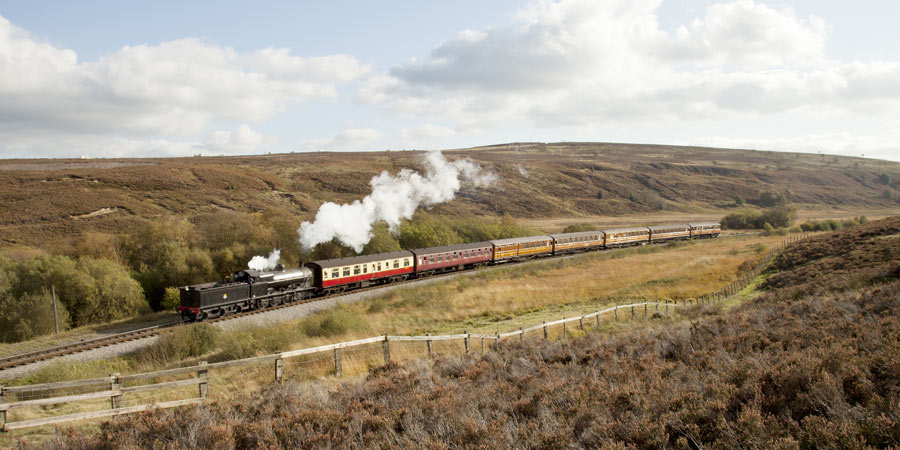 North York Moors railroad