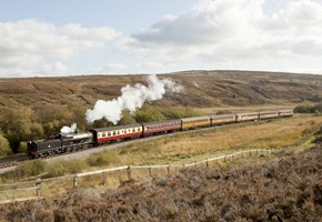 Tips and tricks for the North Yorkshire Moors Railway