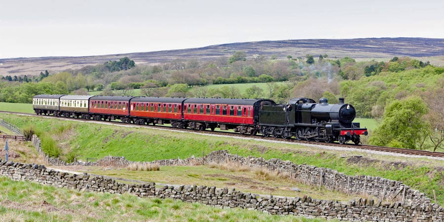 North Yorkshire Moors Railroad