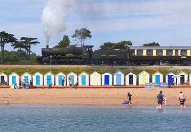 The Paignton & Dartmouth Steam Railroad
