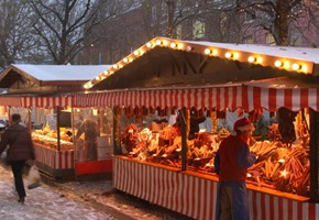 English Christmas Markets