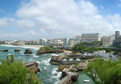 Biarritz & the Atlantic Pyrenees