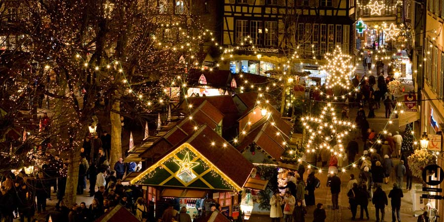 London Christmas Lights Walking Tour