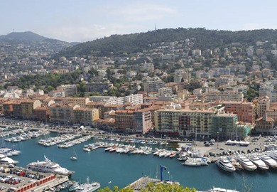 Nice & the Cote d'Azur