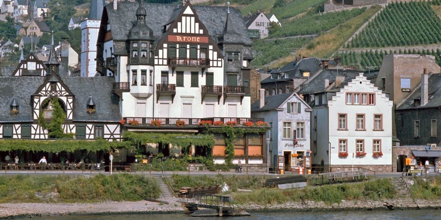Harz Mountains & Rhine Gorge Tour   Great Rail Journeys