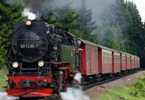 The Brocken Railway