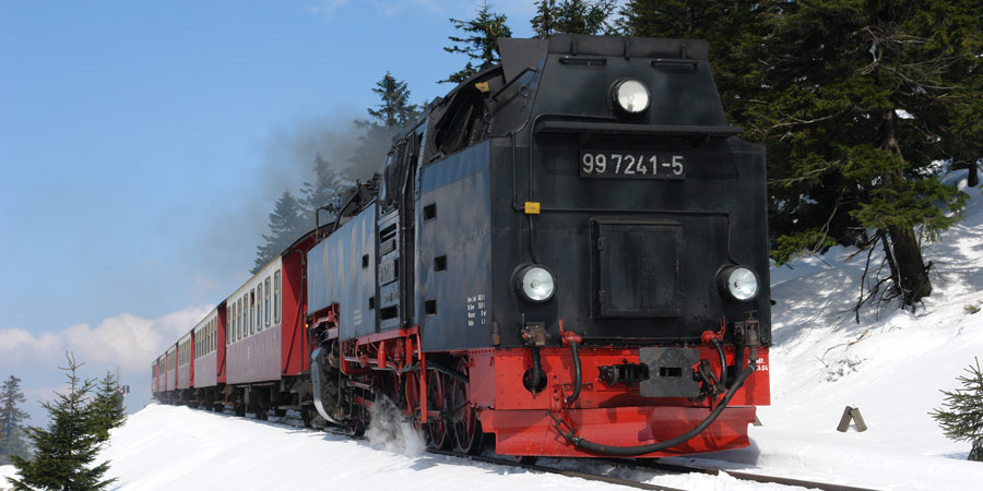 The Brocken Railroad