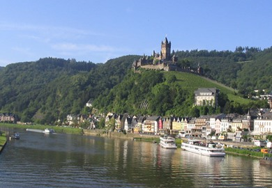 Majestic Moselle Valley