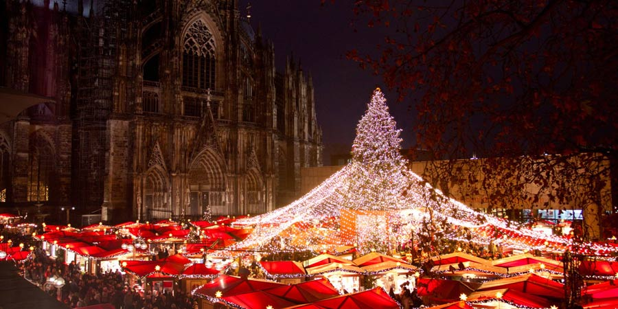 Cologne's Wonderful Markets