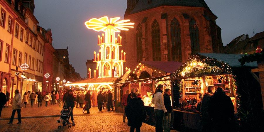 Heidelberg & Frankfurt Markets Tour | Great Rail Journeys