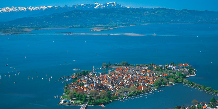 Lindau Amp Lake Constance Tour Great Rail Journeys