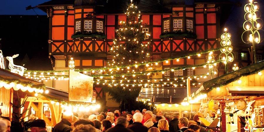 harz mountains christmas markets tour
