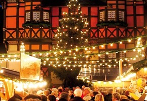 Christmas Markets in the Harz Mountains
