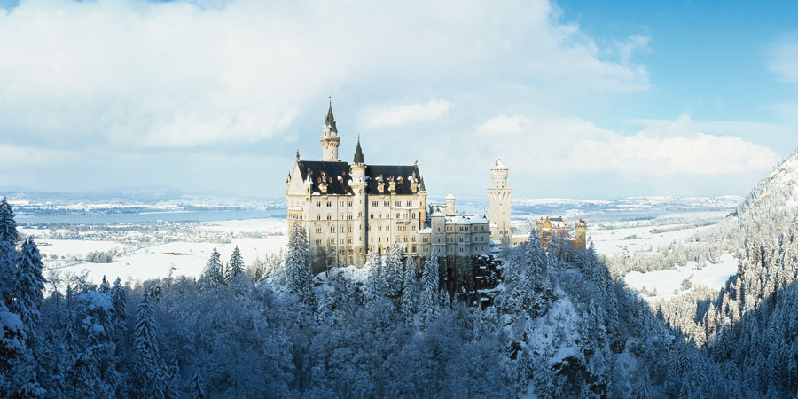 Bavarian Christmas Wonderland Tour Great Rail Journeys
