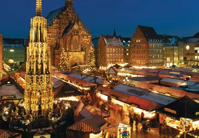 Bavarian Christmas Markets