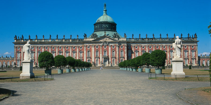 New Palace, Potsdam
