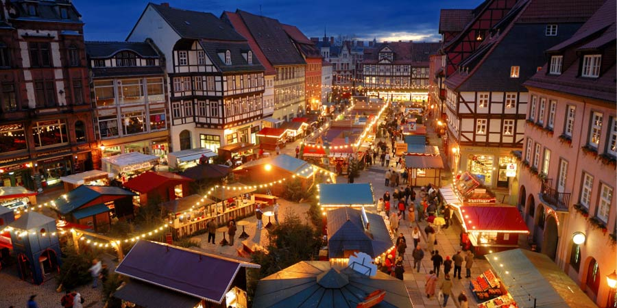 Quedlinburg Christmas Markets