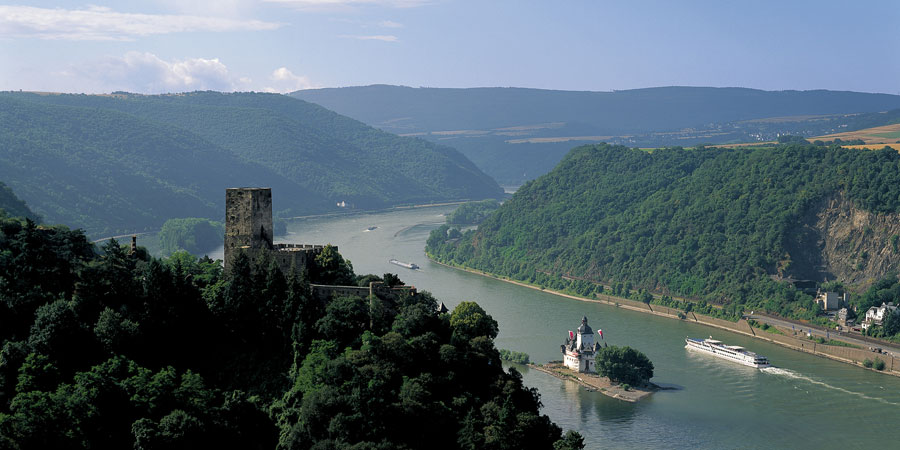 The Romantic Rhine