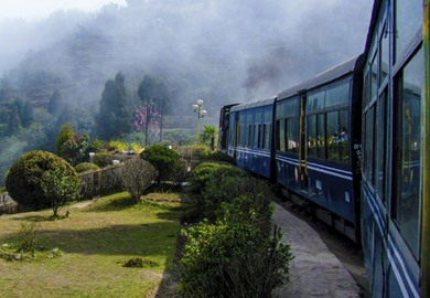 Darjeeling & the Last Himalayan Kingdom