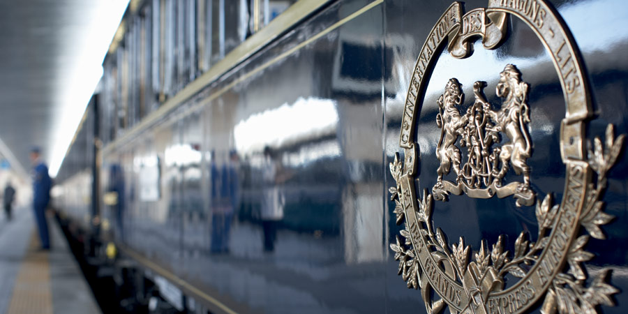 The Venice-Simplon Orient Express