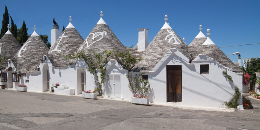 Trulli Houses of Alberobello