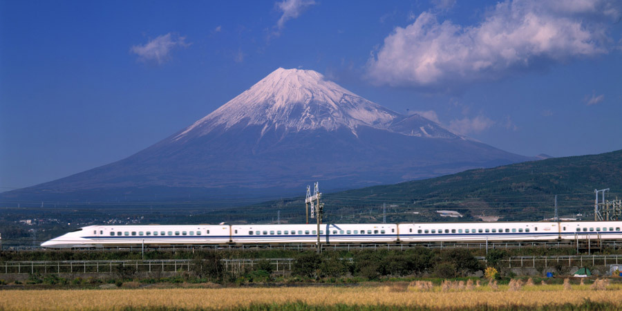 Japan Rail Tours - Escorted Holidays & Trips | Great Rail