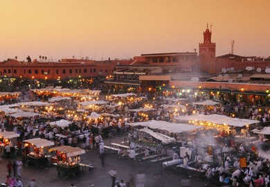 Marrakech Express rail tour