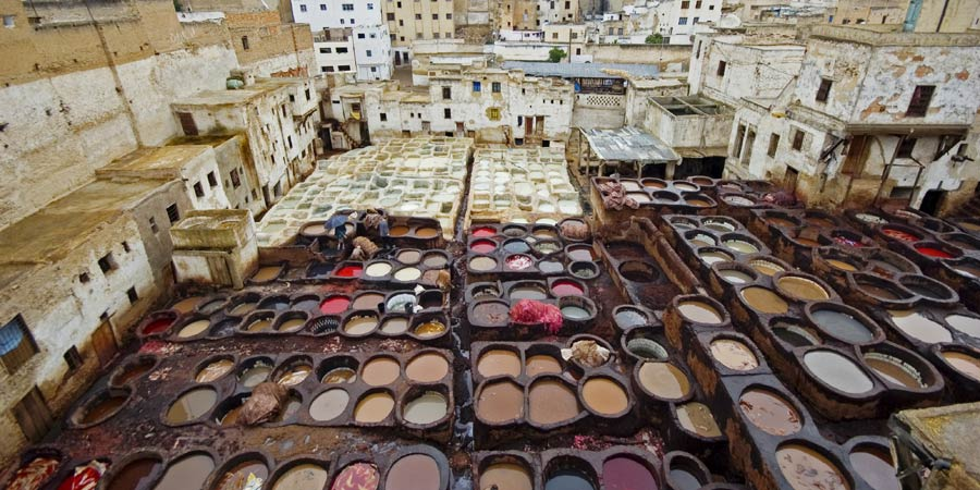 Fez Tannerie