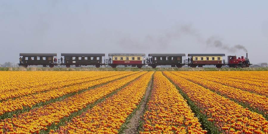 great rail journeys 2019 - HOLLAND