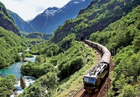 Flåm Railroad